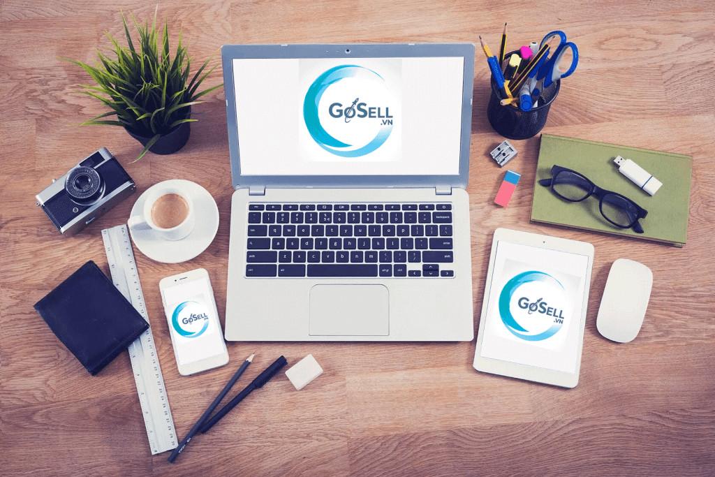 thiết kế app và website bán hàng