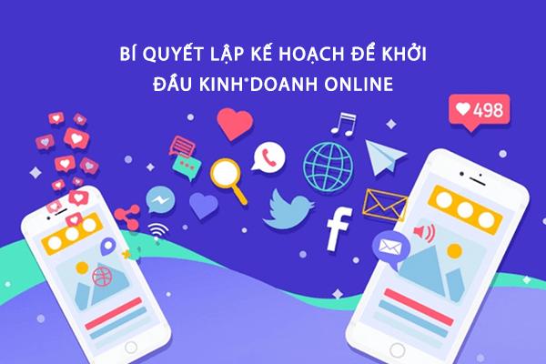 lập kế hoạch kinh doanh online online