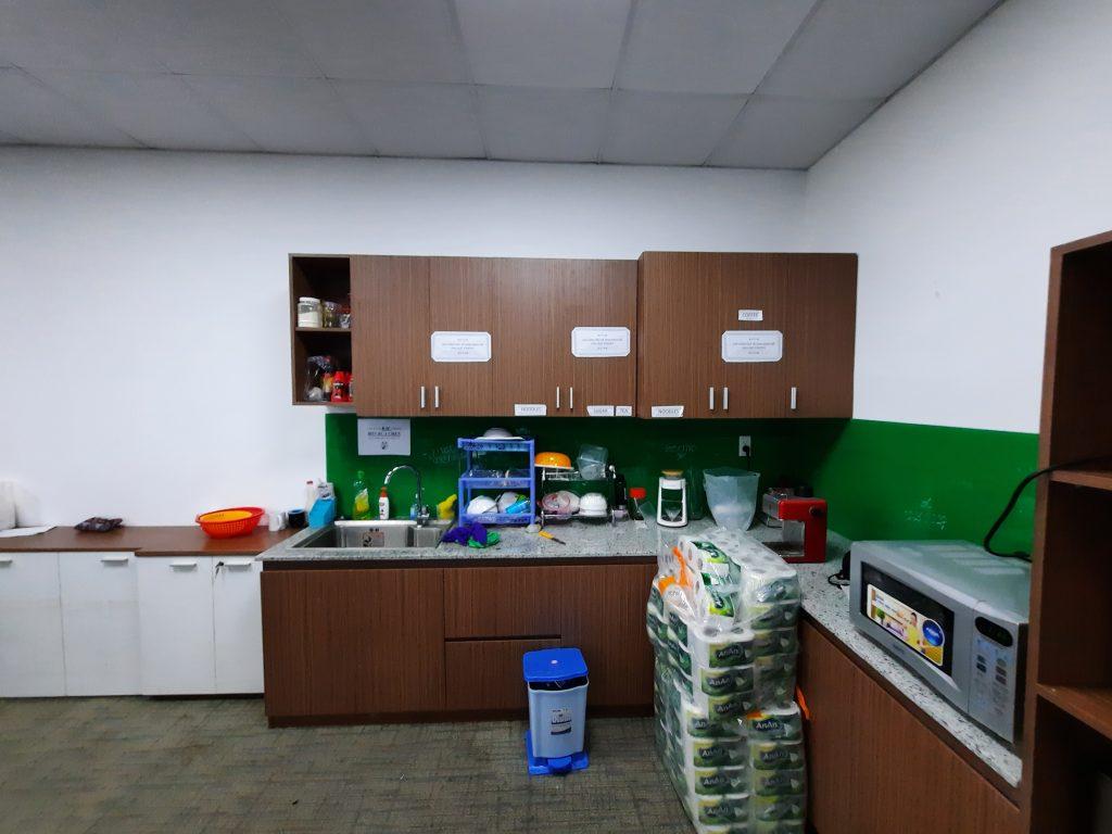 khu bếp mediastep