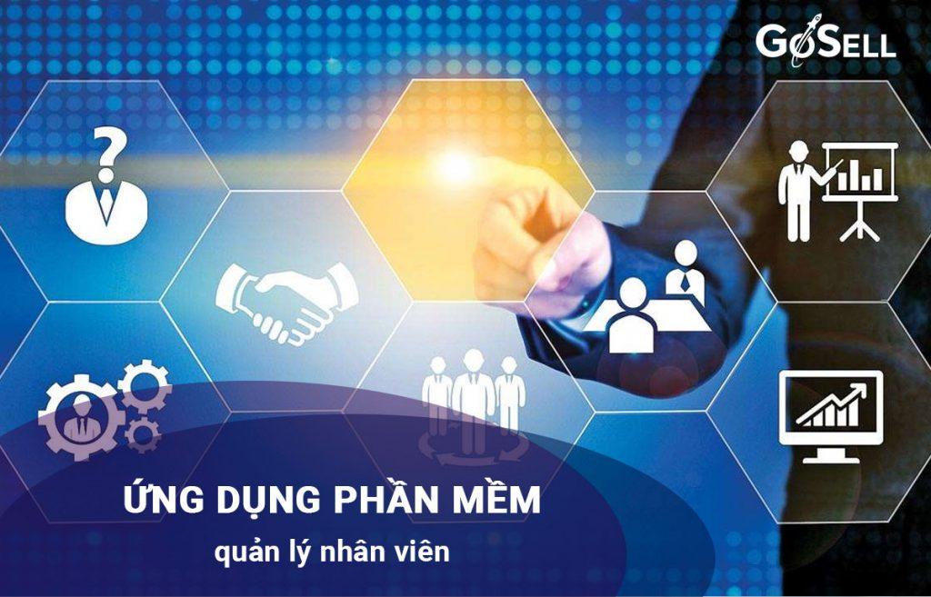Ứng dụng phần mềm quản lý nhân viên trong doanh nghiệp TMĐT