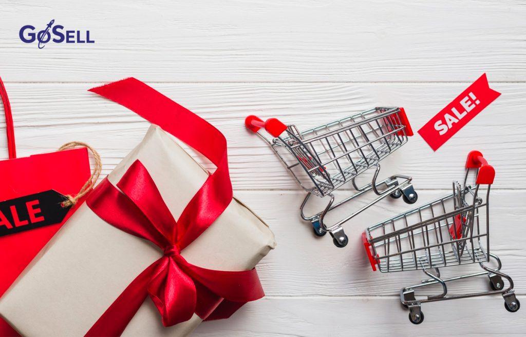 Thúc đẩy mua sẵm với giảm giá