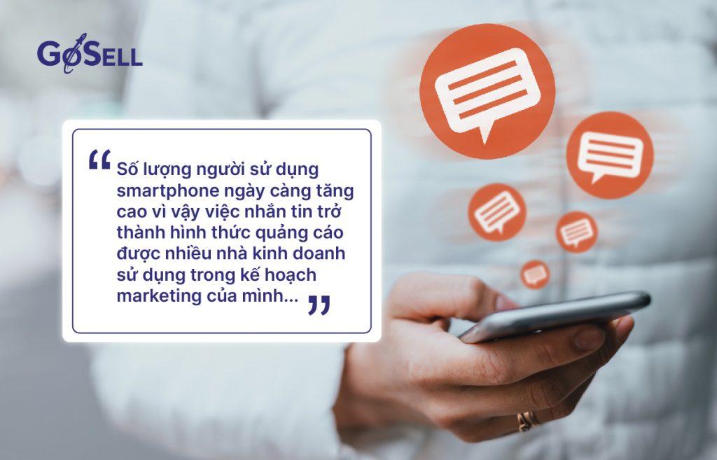Tại sao chiến lược nhắn tin được nhiều nhà kinh doanh tin dùng?