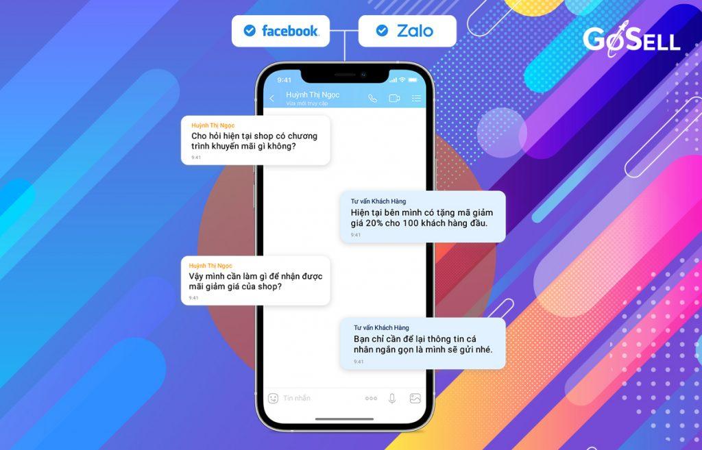 Chiến lước nhắn tin khách hàng