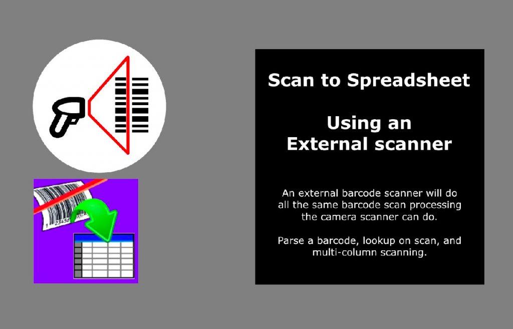 QR Barcode Scanner TeaCapps
