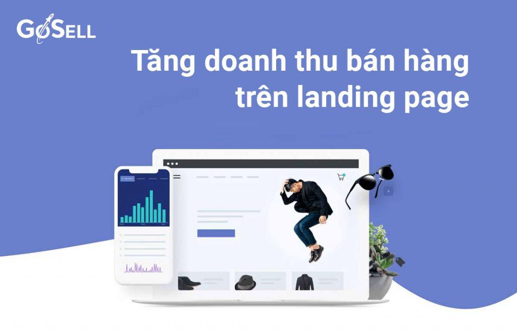tăng doanh thu bán hàng trên landing page