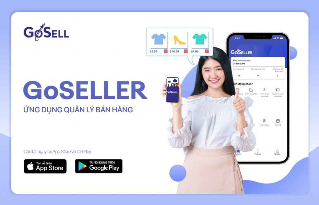 App quản lý bán hàng GoSELLER