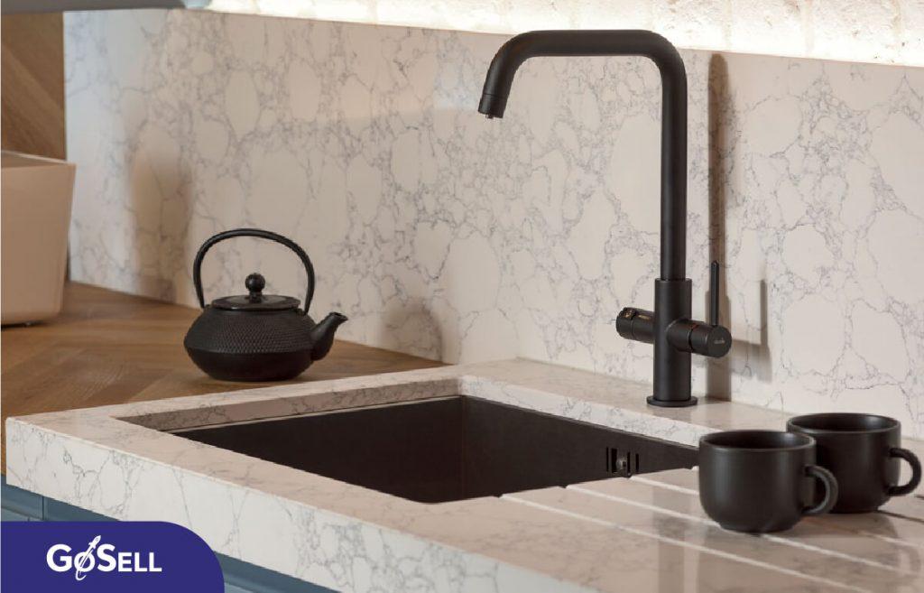 Xu hướng thiết kế nội thất nhà bếp thông minh