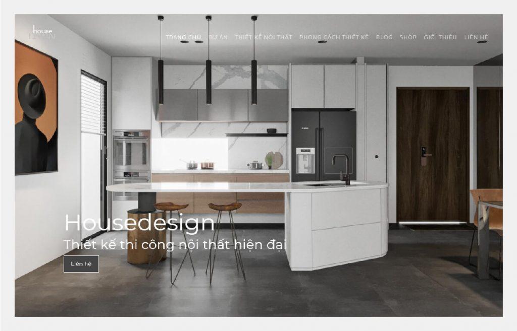 Công ty nội thất House Design