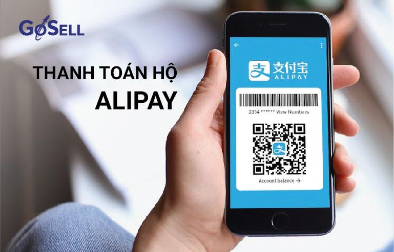 Dùng Alipay để mua hàng trên Tmall