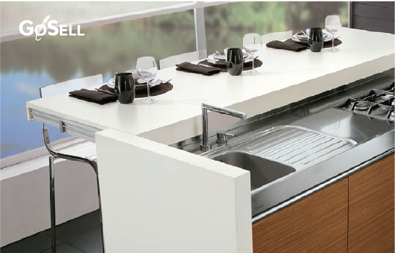 Nội thất phòng bếp thông minh