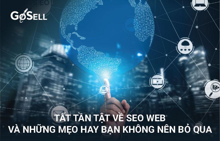 Các bước để SEO Website