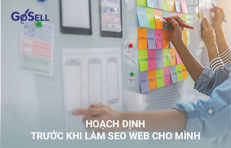 Kế hoạch SEO website