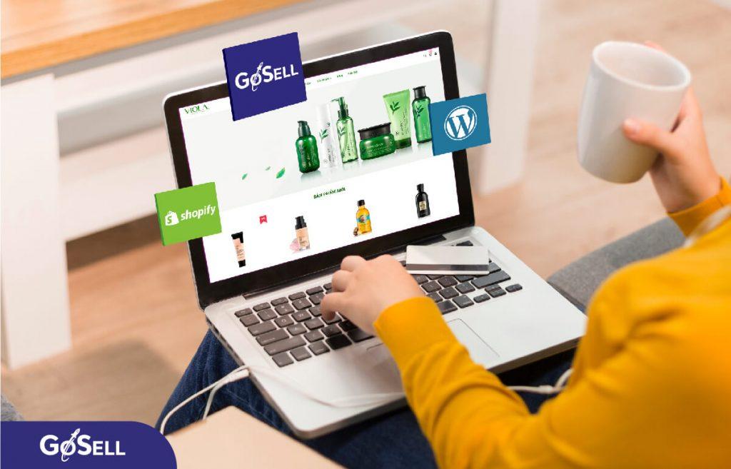 Cách tạo website bán hàng chuyên nghiệp