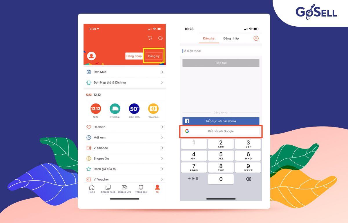 App bán hàng Shopee 4