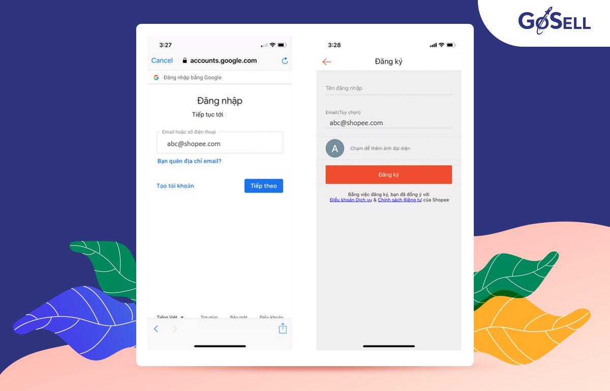 App bán hàng Shopee 5