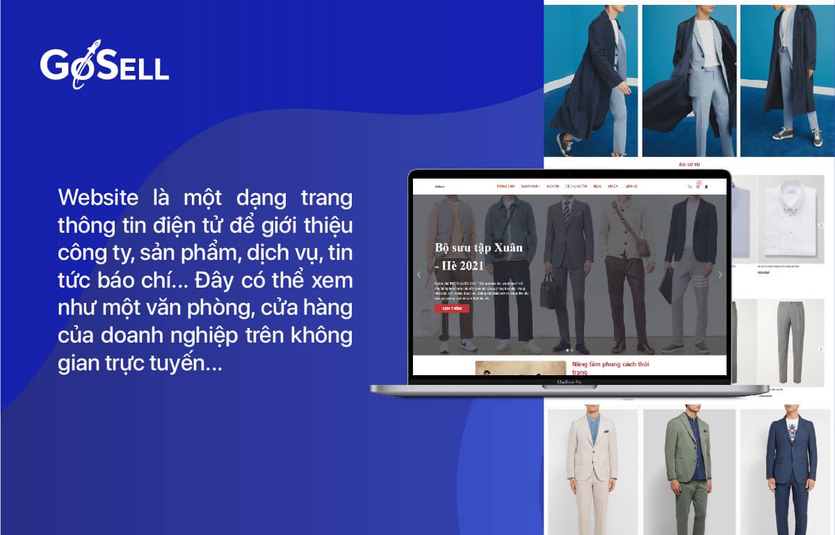 Dịch vụ thiết kế website 1