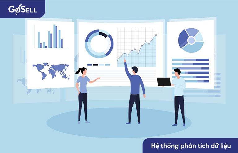 Hệ thống phân tích dữ liệu
