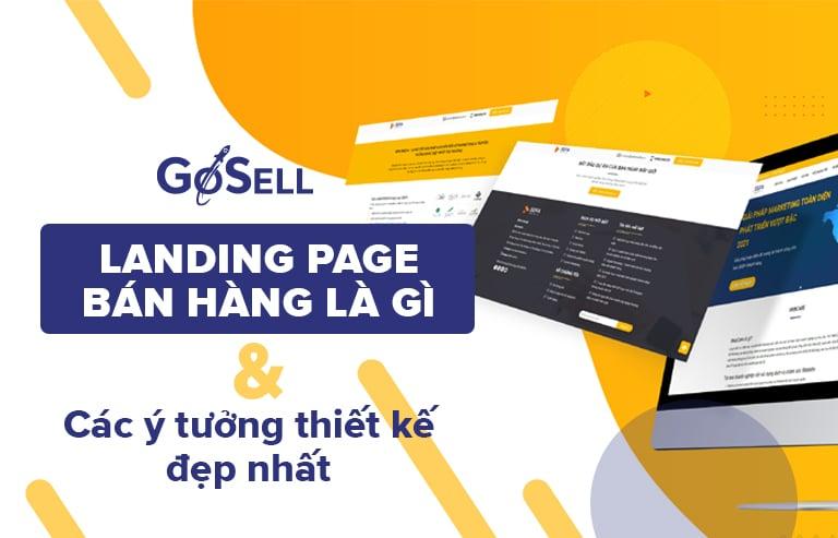 Landing Page bán hàng