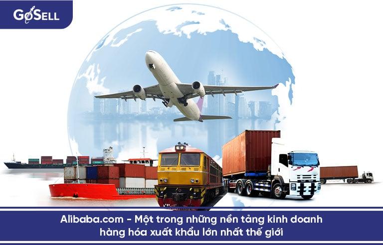 Xuất khẩu hàng hóa trên sàn Alibaba