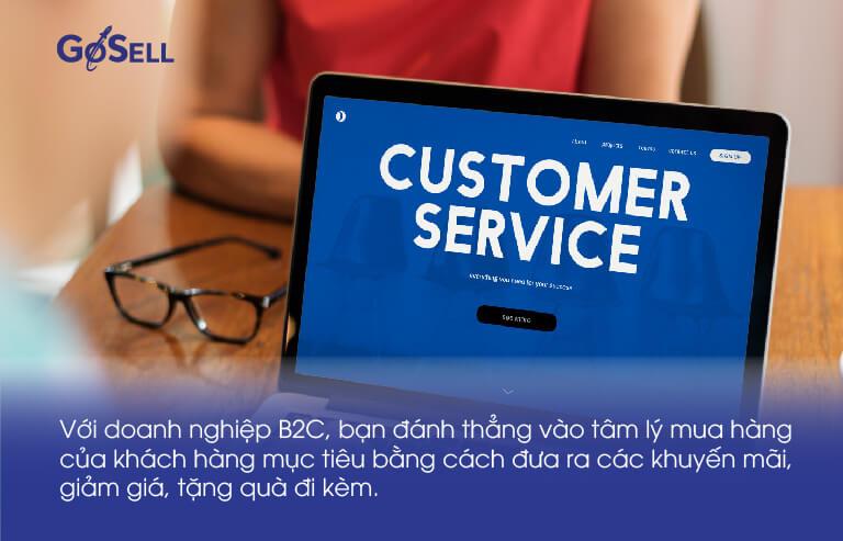 Quá trình bán hàng và chăm sóc khách hàng