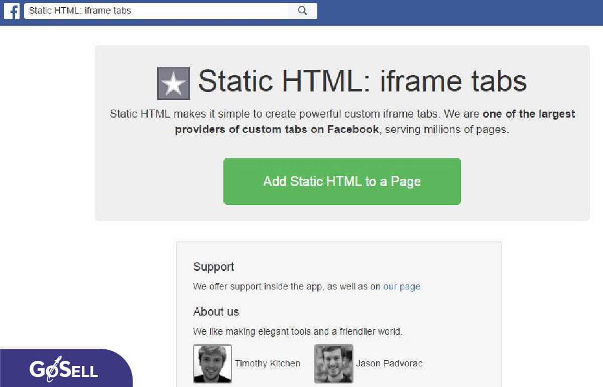 Hướng dẫn tạo Landing Page Facebook