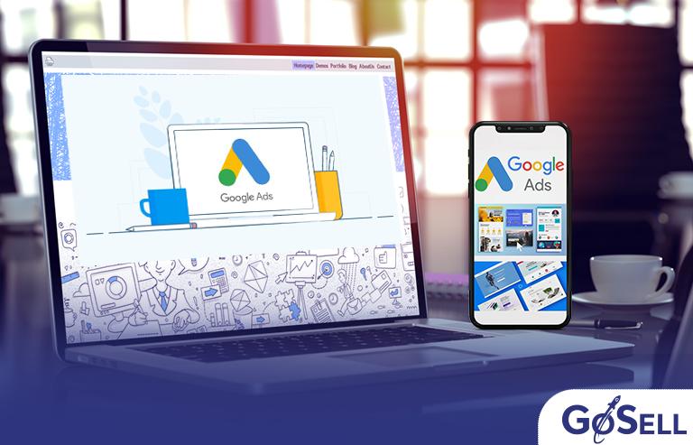 Chạy quảng cáo Landing Page trên Google Ads