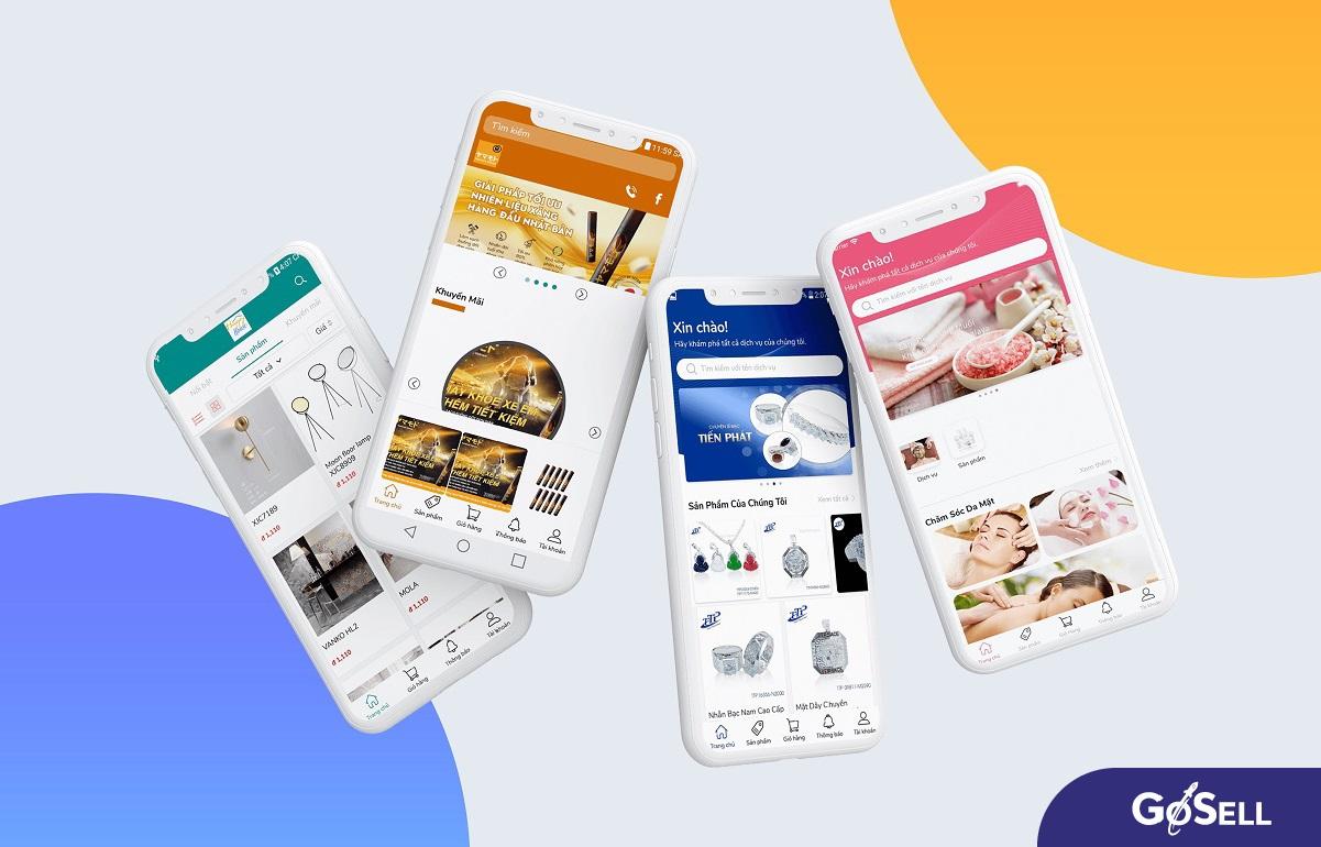 App bán hàng là gì?