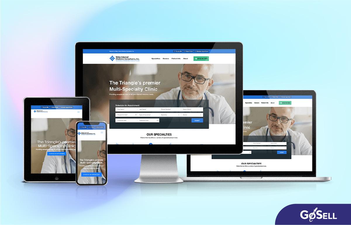 Website chuẩn SEO và Responsive