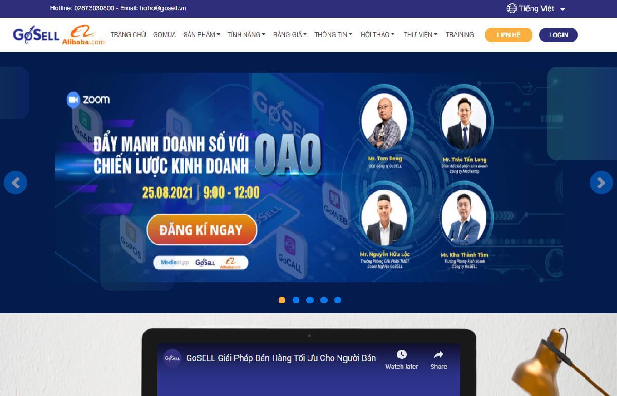Công ty thiết kế website 1