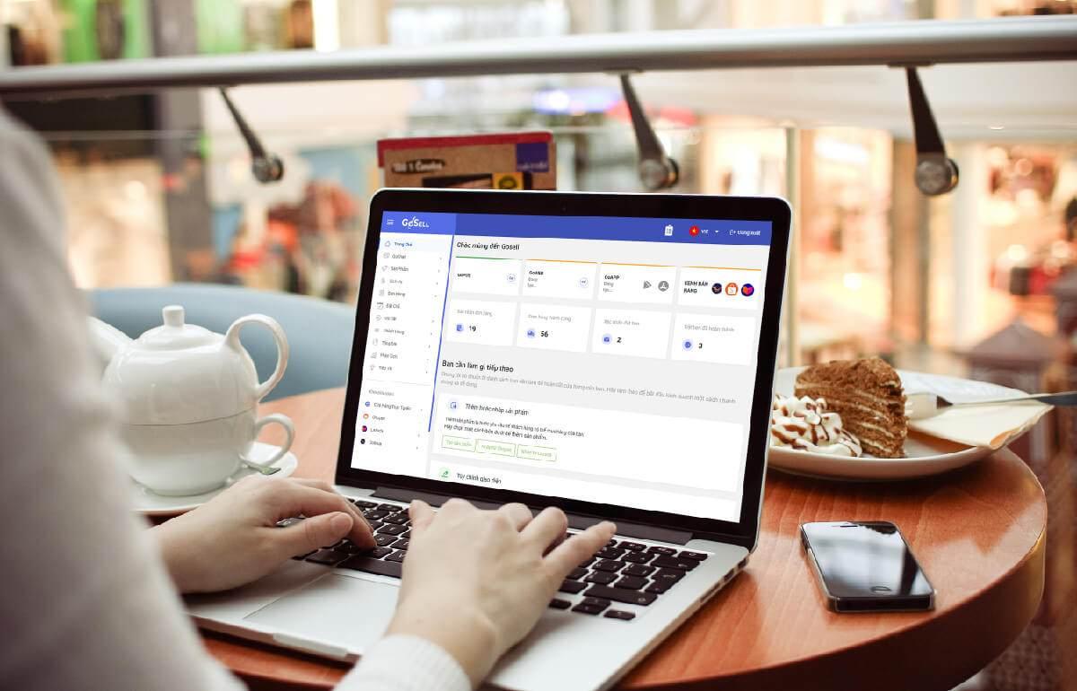 Phần mềm hỗ trợ bán hàng 1