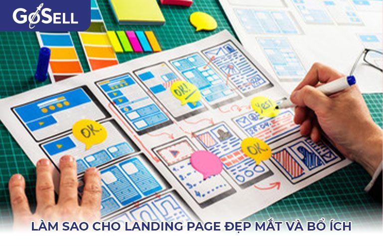 Tự thiết kế landing page 5