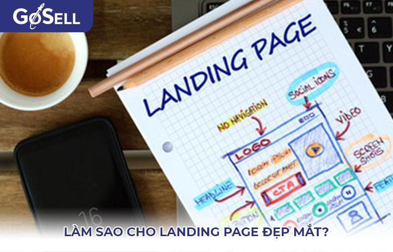 Tự thiết kế landing page 6