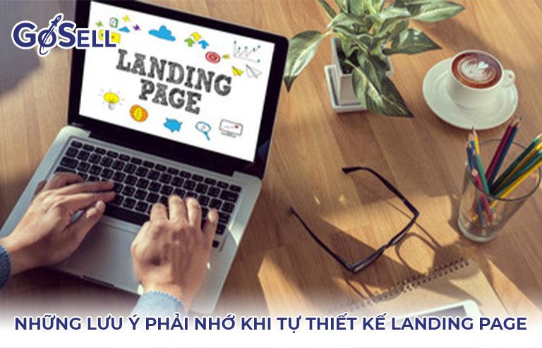 Tự thiết kế landing page