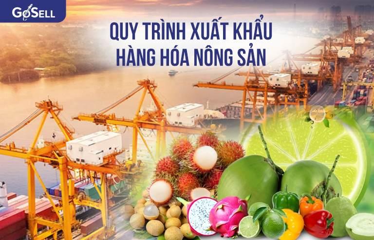 Xuất khẩu hàng hóa nông sản 2