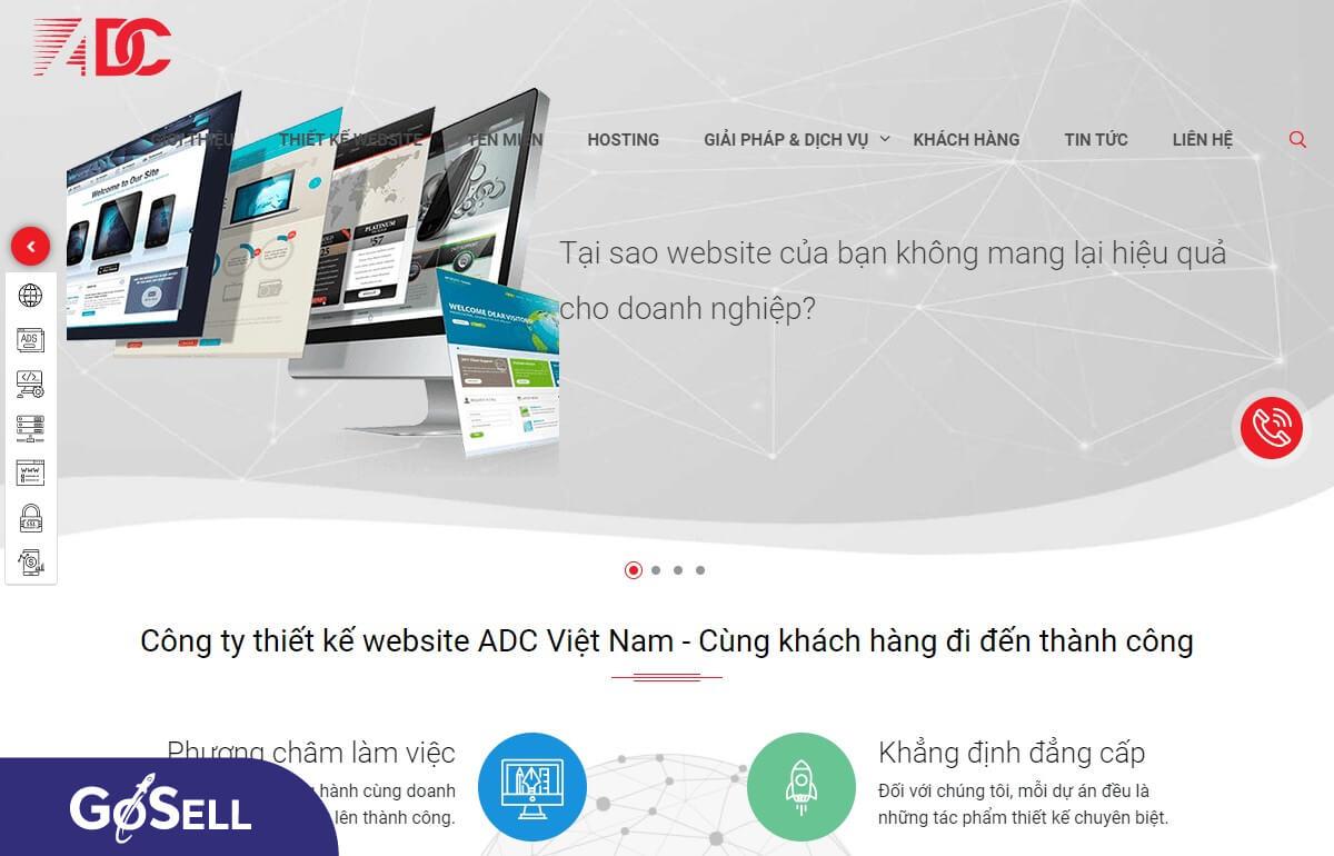 Công ty thiết kế website 4