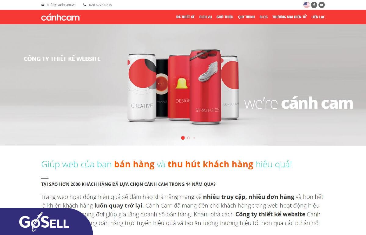 Công ty thiết kế website 6