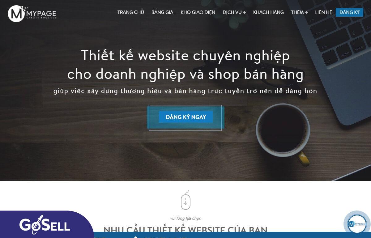 Công ty thiết kế website 9