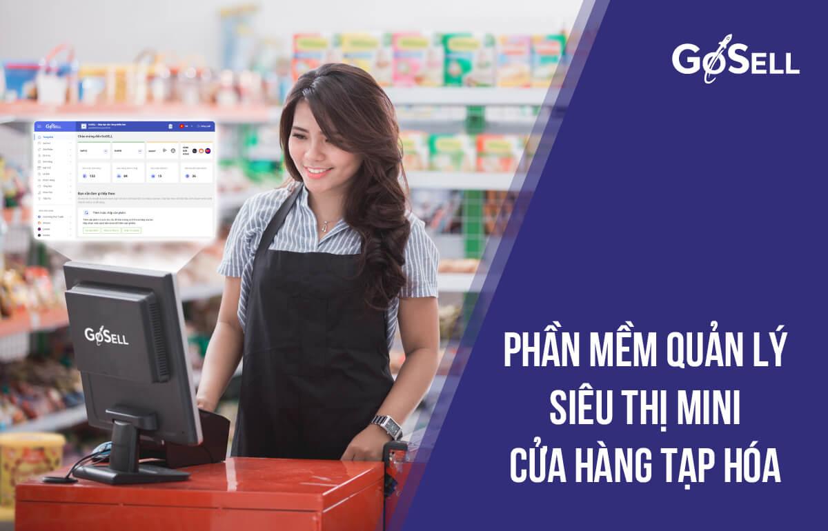 Top phần mềm quản lý siêu thị