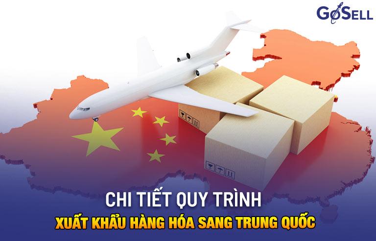 Xuất khẩu hàng hóa sang Trung Quốc