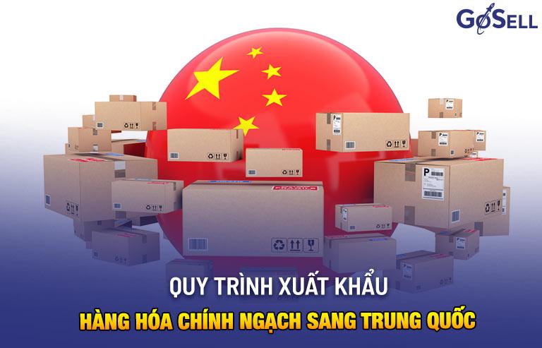 Xuất khẩu hàng hóa sang Trung Quốc 2