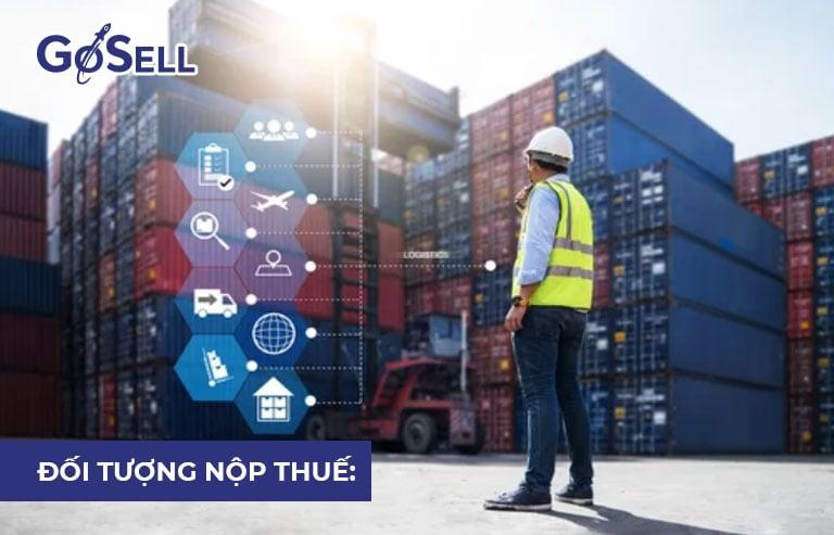 Xuất khẩu hàng hóa chịu thuế gì 4