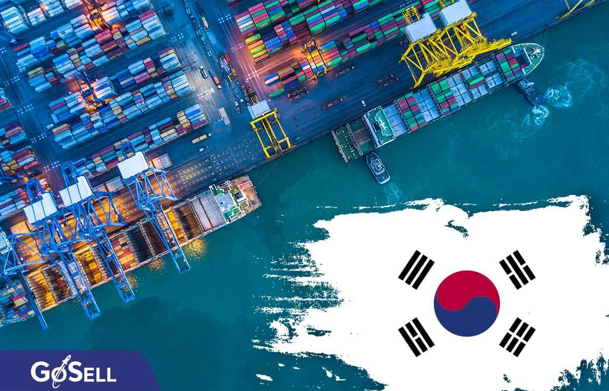 Thực trạng xuất khẩu hàng hóa sang Hàn Quốc