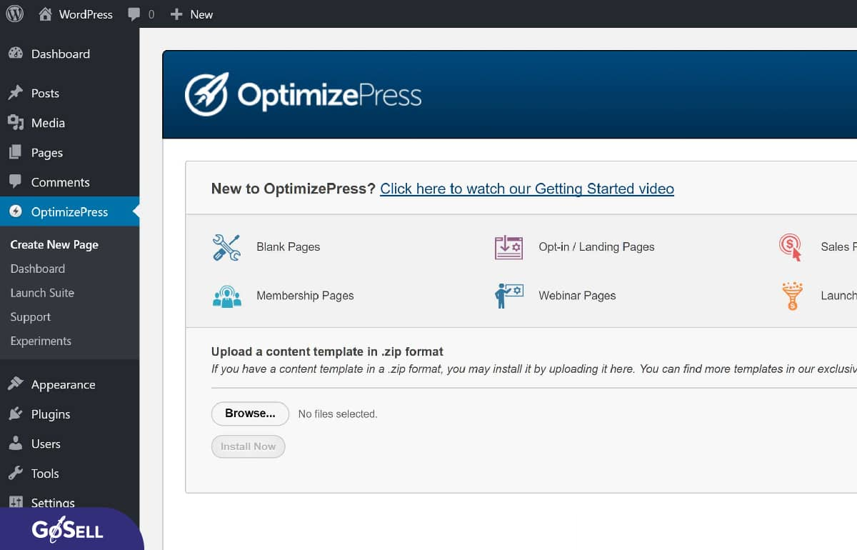 Plugin tạo landing page wordpress miễn phí 5