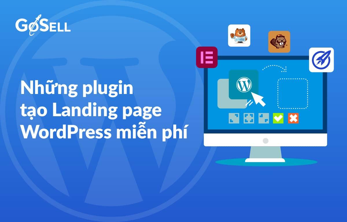 Plugin tạo Landing Page WordPress miễn phí