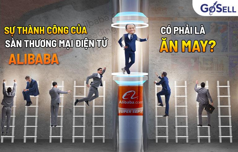 Sàn thương mại điện tử Alibaba