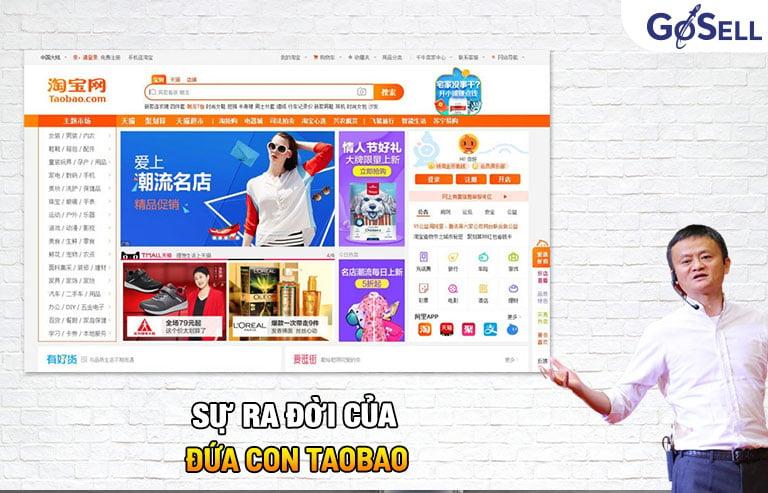 Sàn thương mại điện tử Alibaba 1