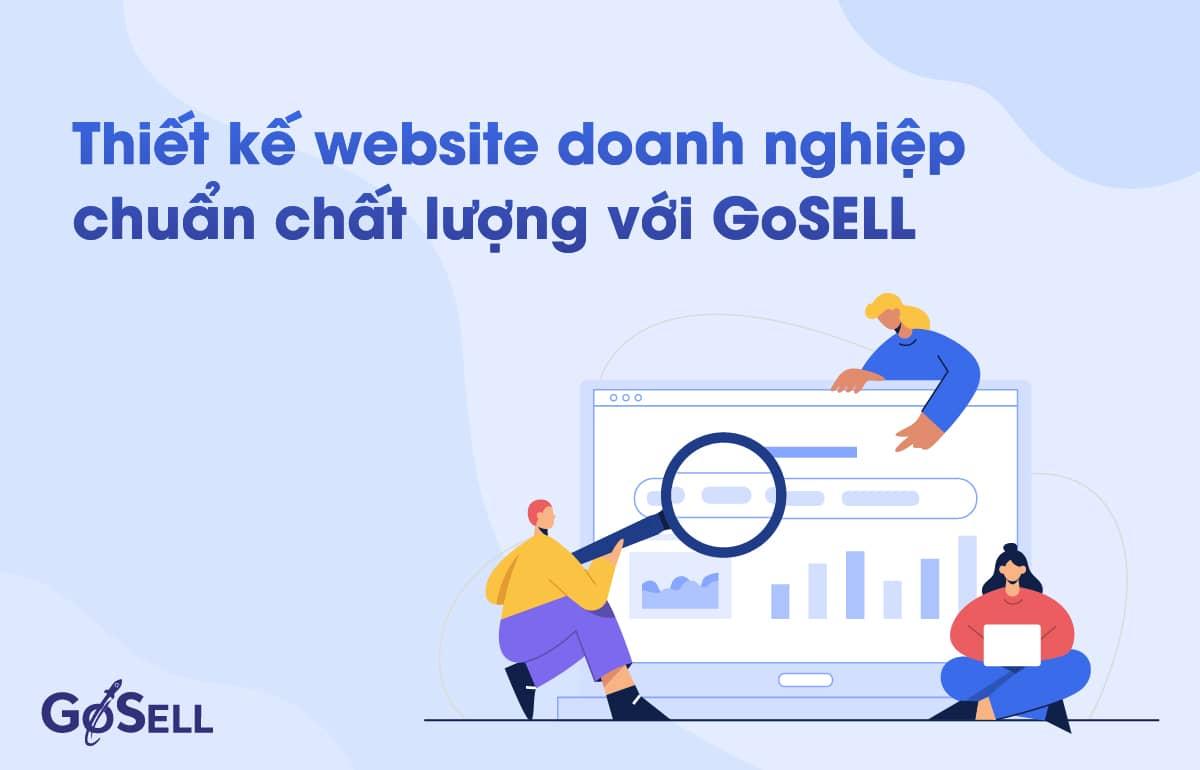 Thiết kế website doanh nghiệp chuẩn chất lượng