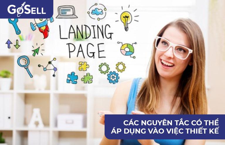 Ý tưởng thiết kế Landing Page 4